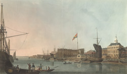 The Royal Dockyard at Woolwich